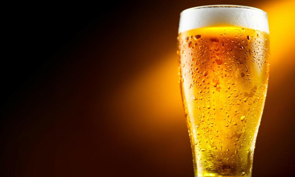 SATSER EKSOTISK: Hansa opplever at hyllene tømmes for deres nye øl. Illustrasjonsfoto: Shutterstock