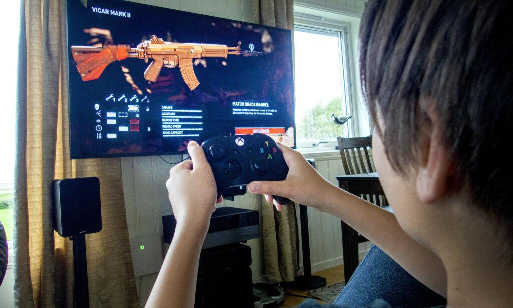 image: Blir barn mer aggressive av å spille Fortnite?