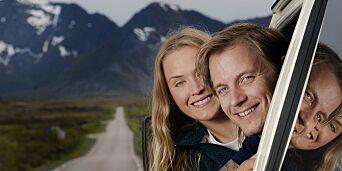 image: Kjæresteparet Karsten (30) og Ingrid (27) startet «Airbnb på fire hjul»