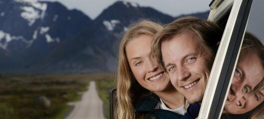 Kjæresteparet Karsten (30) og Ingrid (27) startet «Airbnb på fire hjul»
