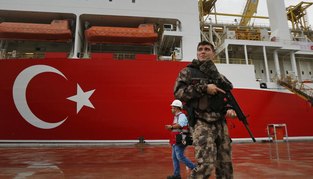 Tyrkia trosser EUs trusler om sanksjoner