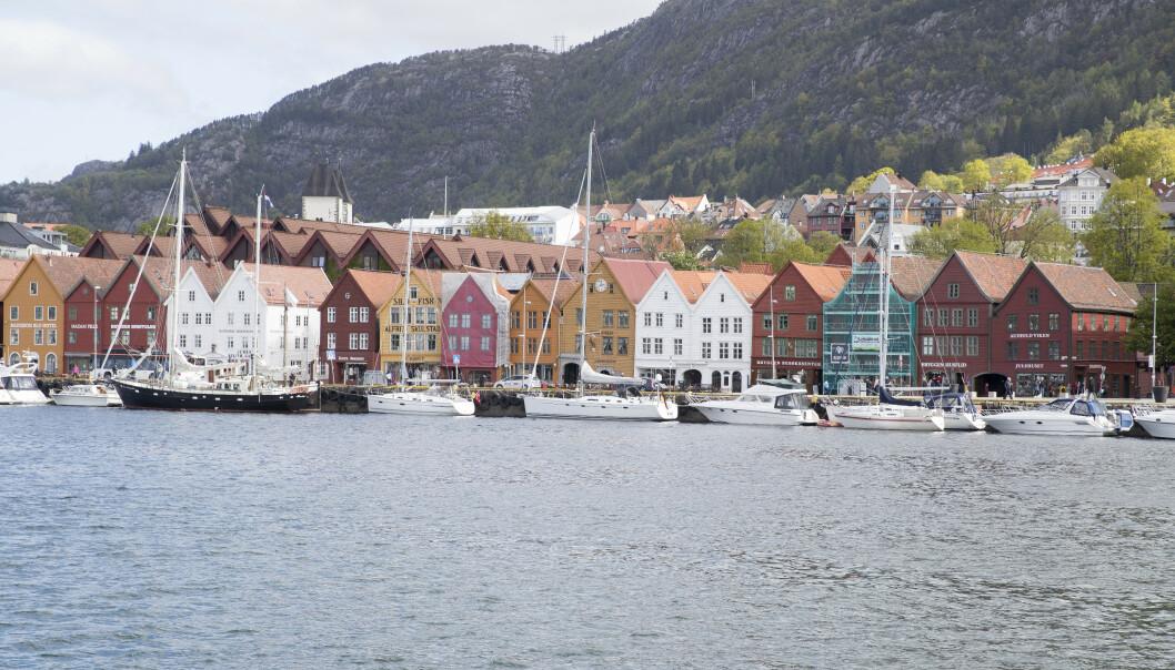 Bergen kommune erklærer klimakrise