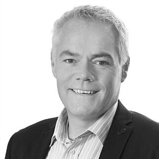 Kenneth Hareide er daglig leder i Eiendomsmegler 1 Moss.