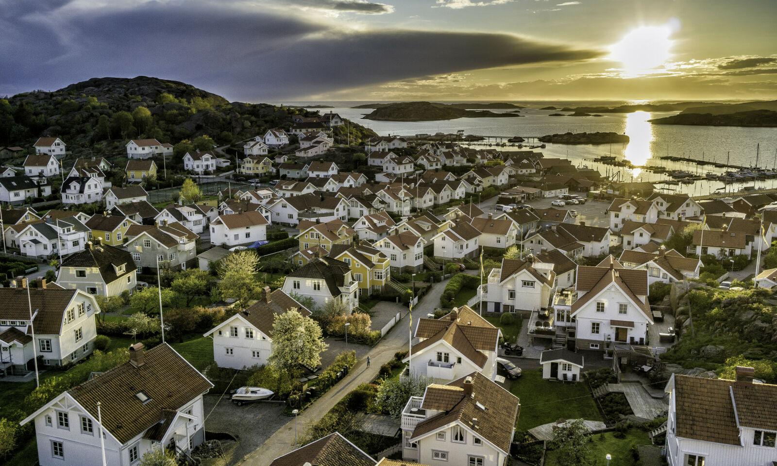 SKJÆRGÅRDSIDYLL: Bohuslän er en av de vakreste skjærgårdene i verden. Foto: Per Pixel Petersson