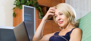 Seniorene som bruker nettet mest, deler flest falske nyheter