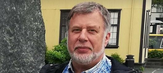 Kjell (66) sagt opp på grunn av skjegget