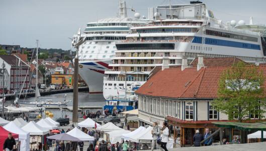 Cruisefesten må ta slutt