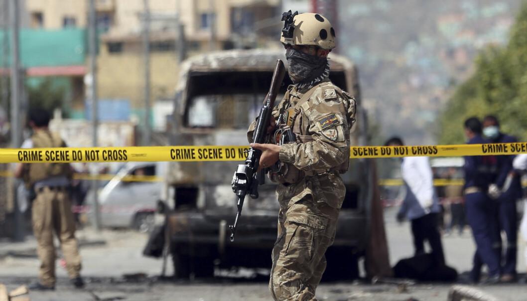 IS bygger nytt kalifat i Afghanistan