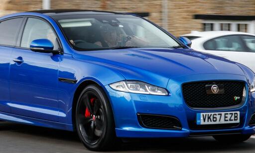 image: Jaguar lanserer enda en elbil