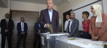 Smell for Erdogan i Istanbuls omvalg