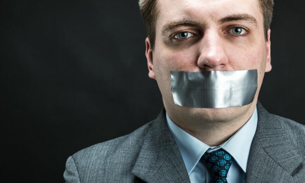 EIN DRAUM: Eg har ein draum om at retten til å krenke snart vil bli like heilag og ukrenkeleg som retten til eit liv i fridom, skriv kronikkforfattaren. Foto: Shutterstock / NTB Scanpix