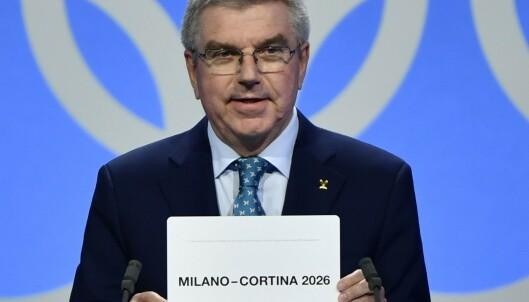 Sverige vraket til OL 2026 - raser mot sovende delegater