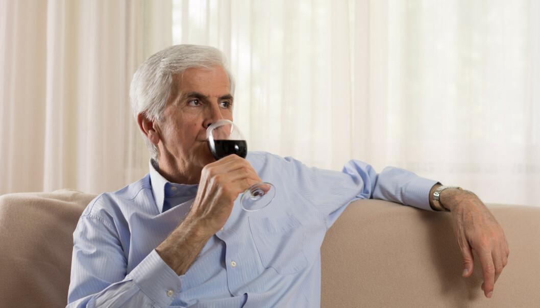 BOR ALENE: En av tre eldre bor alene. Foto: Goksi/Shutterstock/NTB scanpix.