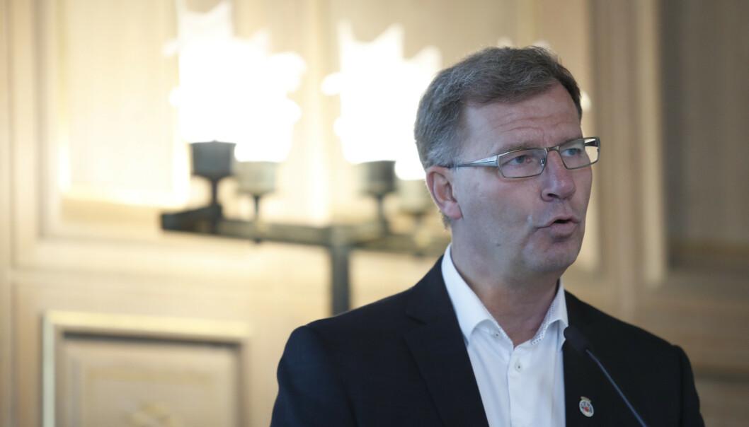 Finansbyråd Robert Steen (Ap) i Oslo mener Høyesteretts beslutning legger store begrensninger for kommunepolitikere. Foto: Torstein Bøe / NTB scanpix