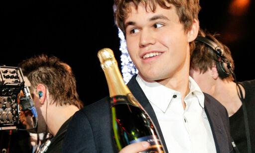 image: Angrep Magnus Carlsen: Ble selv avslørt