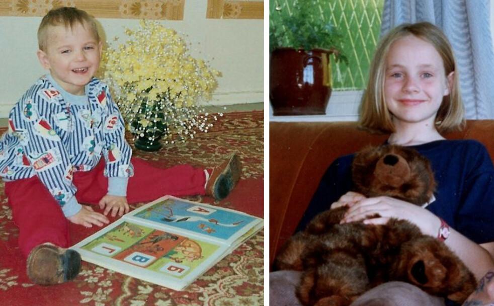 FORHÅPNINGER: Lenge trodde Sandra Victoria at hun skulle få en lillebror fra Russland, men til tross for at lille Aleksej var godkjent og hadde fått en norsk adoptivfamilie, ble prosessen stoppet. FOTO: Privat