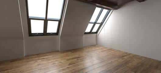 Flere kjøper ubeboelige leiligheter