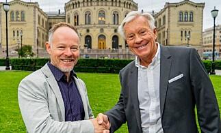 HEADHUNTET: Bjørn Carlsen rekrutterte Oddvar Stenstrøm. Foto: Per Erveland / Dagbladet