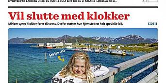 image: Slakter Innovasjon Norge: - Lurer barn