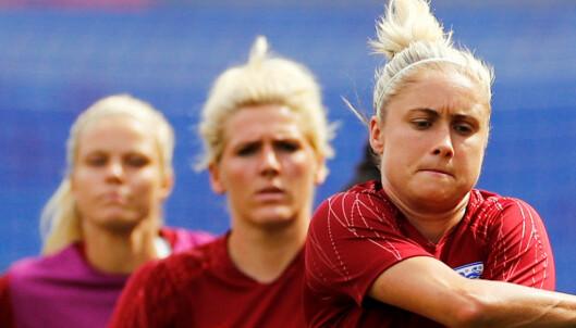 Krise for England før Norge-kampen