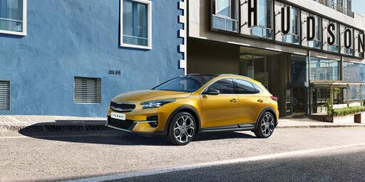 image: Ny og ladbar SUV