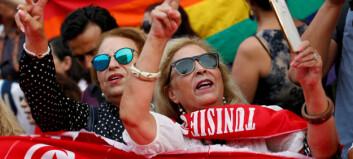 De tror mindre på gud, er imot homofili og ønsker seg bort fra hjemlandene sine