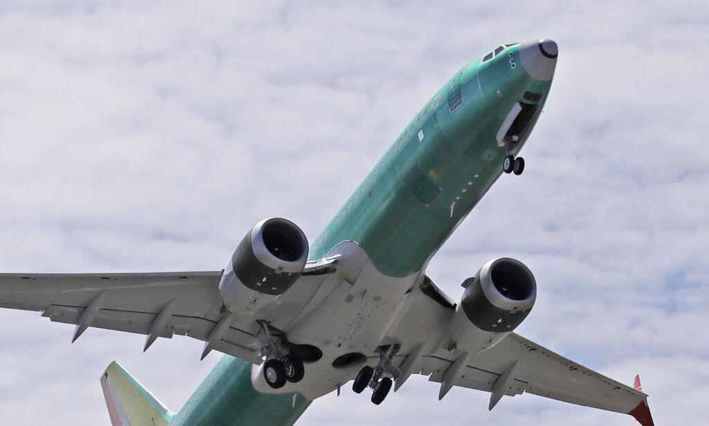 image: Ny sikkerhetsrisiko på Boeing 737 MAX avdekket