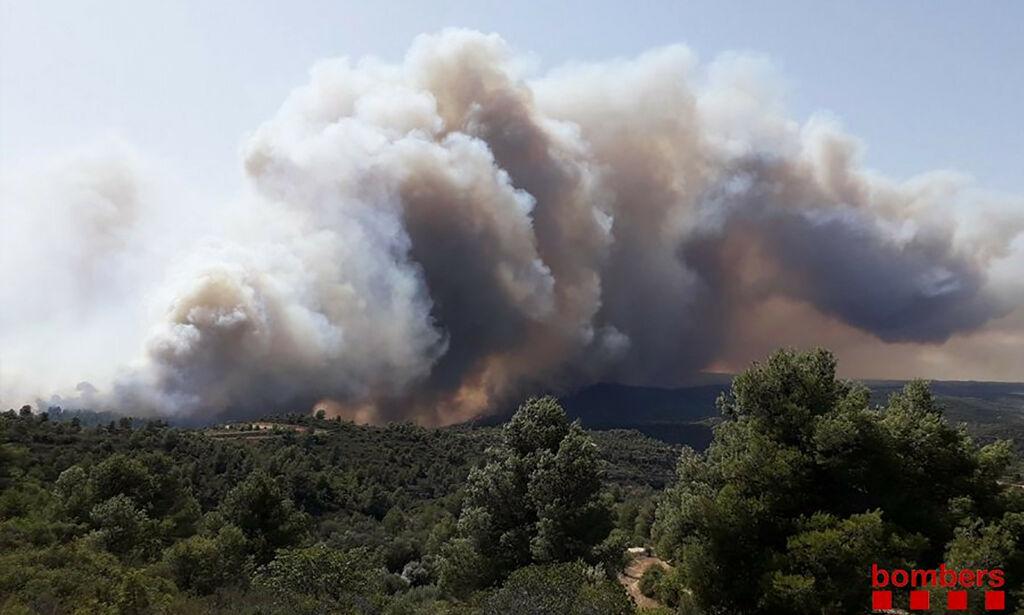 image: – Vi har ikke opplevd en så alvorlig brann på 20 år