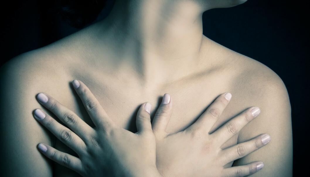 RAMMER MEST KVINNER: Brystkreft er det oftest kvinner som får. Foto: Fotos593 / Shutterstock / NTB scanpix.