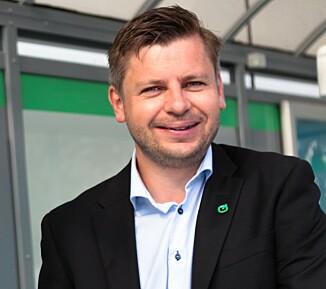 ENDRER PRIS: Daglig leder i Grønn Kontakt, Ole Henrik Hannisdahl, sier de nye prisene blir mer rettferdige. Foto Grønn Kontakt