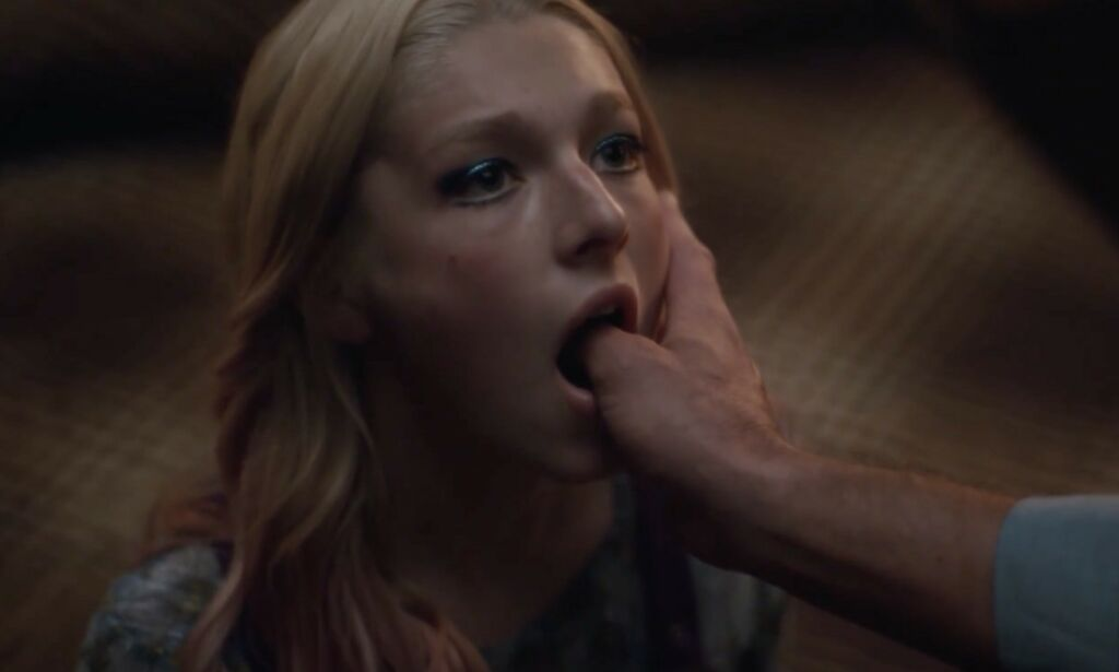 image: Sjokkseriens voldsomme sextreff: - Realistisk