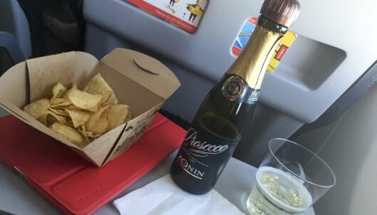 Uregjerlige passasjerer - foreslår alkoholfrie flyreiser