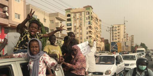 image: Sudan: - Saudi-Arabia, Egypt og Emiratene bestemmer