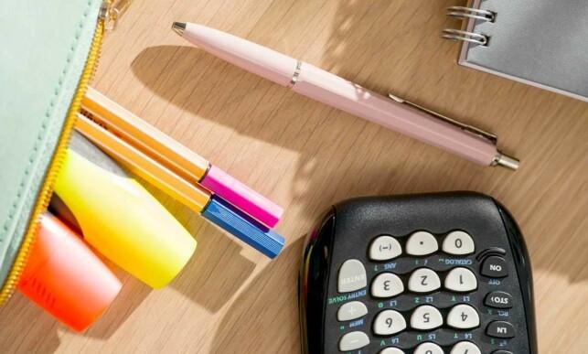 VÆR BEREDT: Det er mye man skal huske på før studiestart. Sørg for at du har alt du trenger.