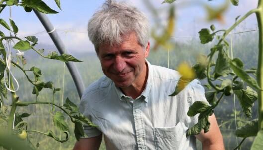 <strong>SENTRAL ROLLE:</strong> Børre Solberg i Økologisk Norge mener man må utvikle det konvensjonelle jordbruker i mer bærekraftig retning. Foto: Økologisk Norge