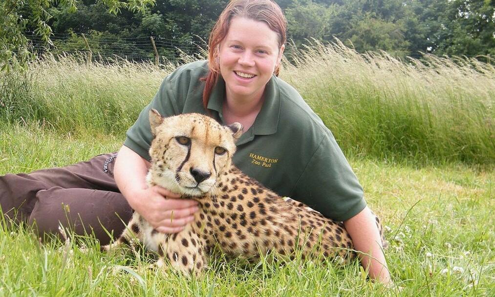 <strong>DREPT:</strong> For over to år siden ble dyrepasser Rosa King funnet drept av en tiger. Foto: NTB Scanpix