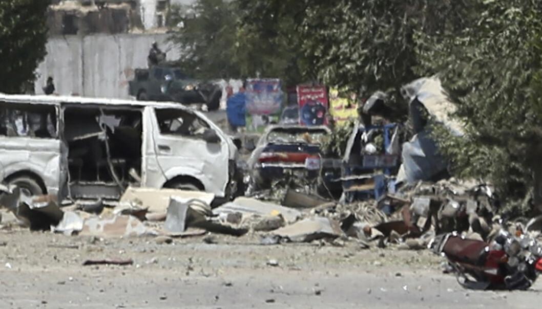 Elleve drept i Kabul – USA fordømmer Taliban