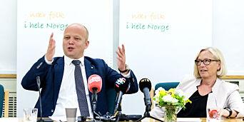 image: Dagbladet mener: Sp og SV er svar skyldig i EØS-debatten
