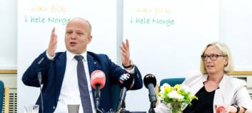 Dagbladet mener: Sp og SV er svar skyldig i EØS-debatten