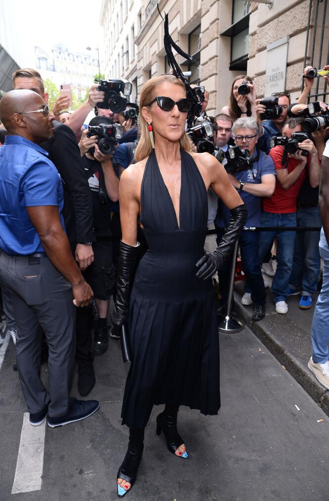 Celine Dion. Foto: Scanpix