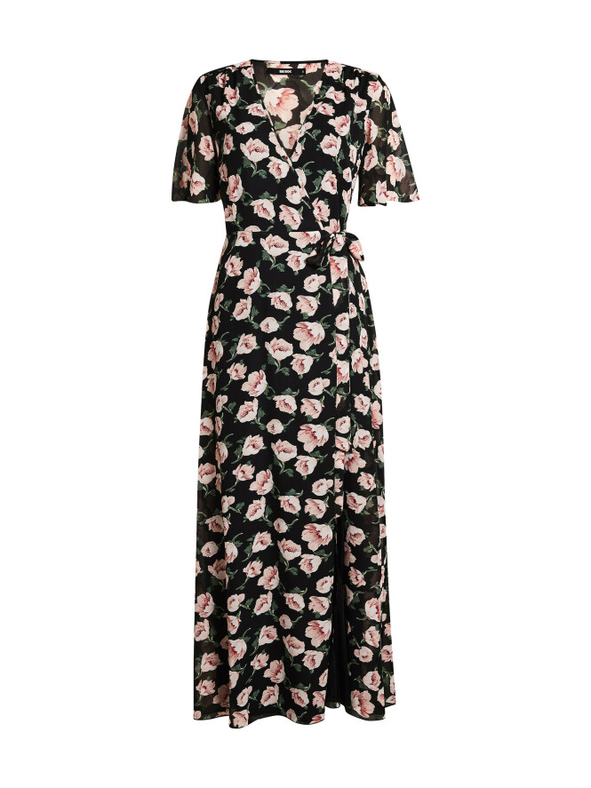 Fotsid kjole (kr 500, Bik Bok). FOTO: Produsenten