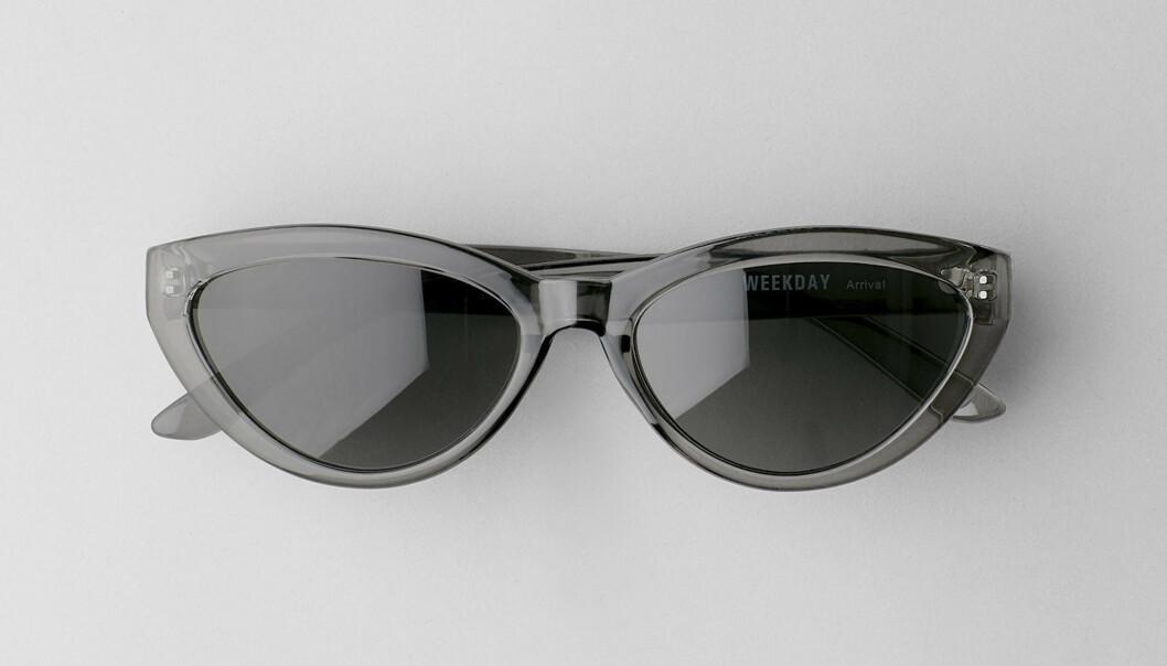 Solbriller (kr 200, Weekday). FOTO: Produsenten