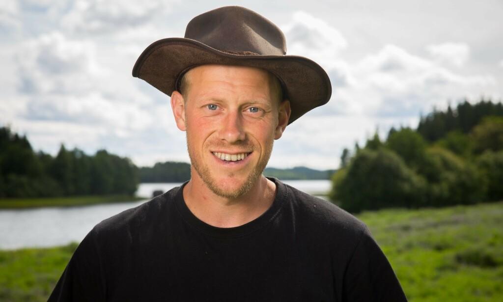 TILBAKE TIL HVERDAGEN: Oddvar Jenssen ble raskt en favoritt under sin deltakelse i «Farmen». Slik går det med han nå. Foto: Espen Solli