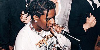 image: ASAP Rocky-konsert avlyst