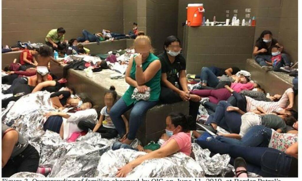 image: Bilder fra migrantleirer skaper reaksjoner:- Kvalmende