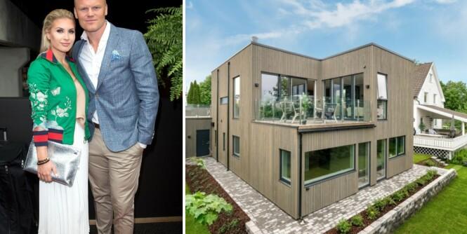 Vraket Drammen - kjøpte luksusvilla i Tønsberg