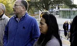 TVANGSADOPSJON: Sønnen til Terje og Merlita er adoptert bort til fosterforeldre. Saken deres er til behandling i EMD. Foto: Siv Johanne Seglem