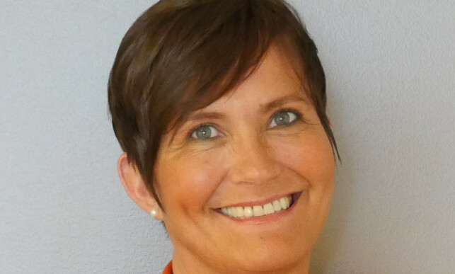FLEST KVINNER PÅ TOPP: HR-direktør i NAV, Gunnhild Løkkevold, hevder at også de har flest kvinenr i toppledelsen. Foto: NAV