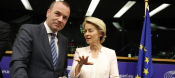 Overraskelsene i EU