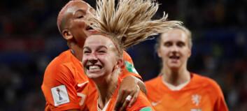 Svensk VM-fortvilelse: - Neeeeeej!